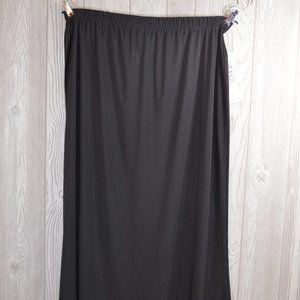 NWT Amanda Slinky Knit Stretch Skirt PLUS SIZE